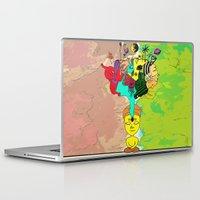 chakra Laptop & iPad Skins featuring Chakra by Omnii