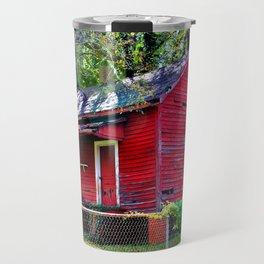 Little Red House Travel Mug