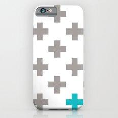 Crossed iPhone 6s Slim Case