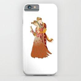 Lady & Gentleman iPhone Case