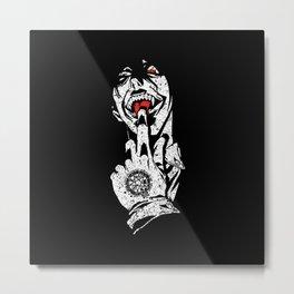 Alucard Hellsing Metal Print