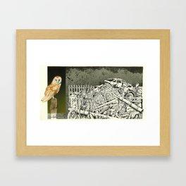 Nature Shot Framed Art Print