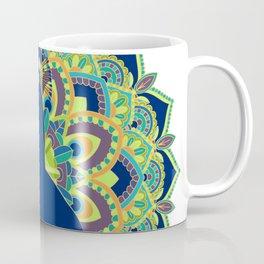 Peacock Plume Coffee Mug