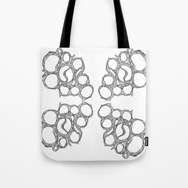 Honeycombs 2 Tote Bag