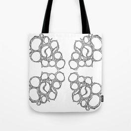 Honeycombs 2 Tote Bag