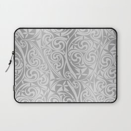 Celtic Warlord silver Laptop Sleeve