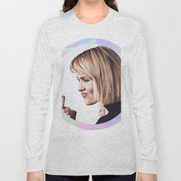 Sarah Paulson aka baddest bitch in town  Long Sleeve T-shirt