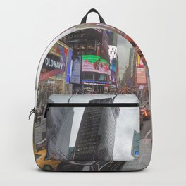 Times Square - New York City Backpack