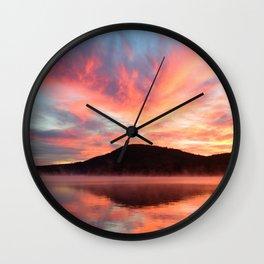 Glory: A Spectacular Sunrise Wall Clock