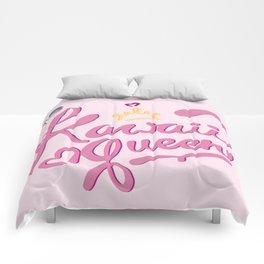 Kawaii Queen Comforters