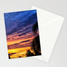 Florida Sunset Stationery Cards