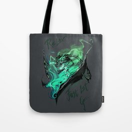League of Legends- Thresh fanart Tote Bag