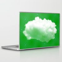 cloud Laptop & iPad Skins featuring Cloud by Mr & Mrs Quirynen