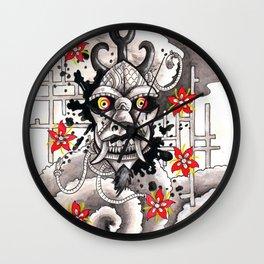 ONI FACE Wall Clock