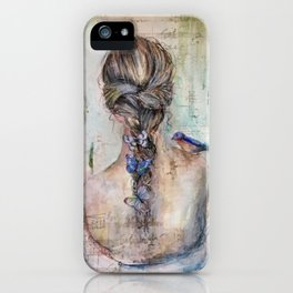 Medley of Wings iPhone Case