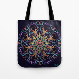 Indomitable Will Tote Bag