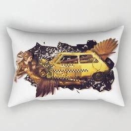 The Big Bang | Collage Rectangular Pillow