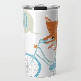 Bike fox Travel Mug