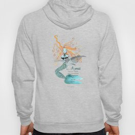 THE LITTLE MERMAID Hoody
