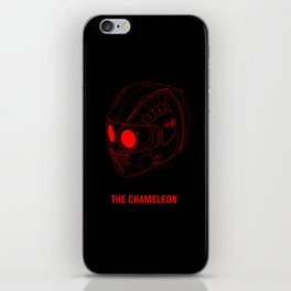 The Chameleon: Untitled#9 iPhone Skin