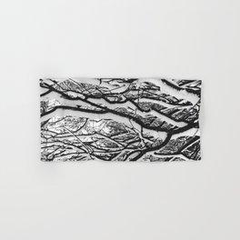 sleepy trees Hand & Bath Towel