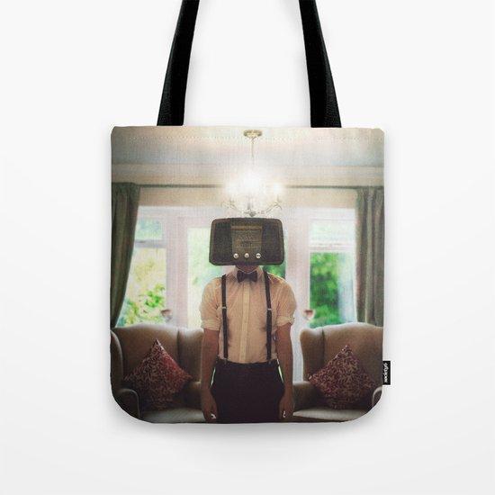 Ol' Radio Daze Tote Bag