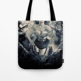 Space Breaker Tote Bag