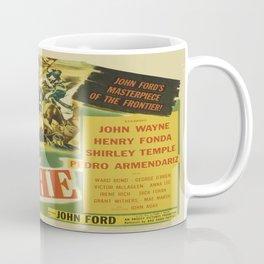 John Wayne in Fort Apache Coffee Mug