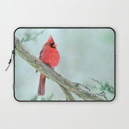 Elegant Cardinal Laptop Sleeve