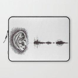 Hearing Damage Laptop Sleeve