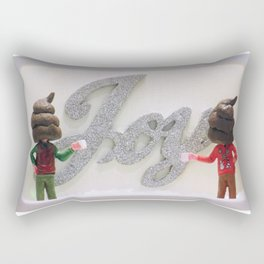 Have Yourself a Shitty Little Holiday Rectangular Pillow