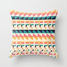 Pattern # 1 Throw Pillow