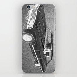 '67 Chevy Impala (Supernatural) iPhone Skin