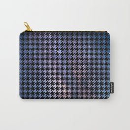 Houndstooth Nebula Carry-All Pouch