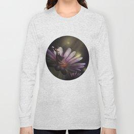 Bathing Under the Moonlight Long Sleeve T-shirt