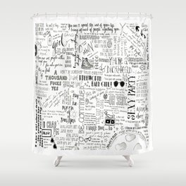 Raemundo Earl Shower Curtain