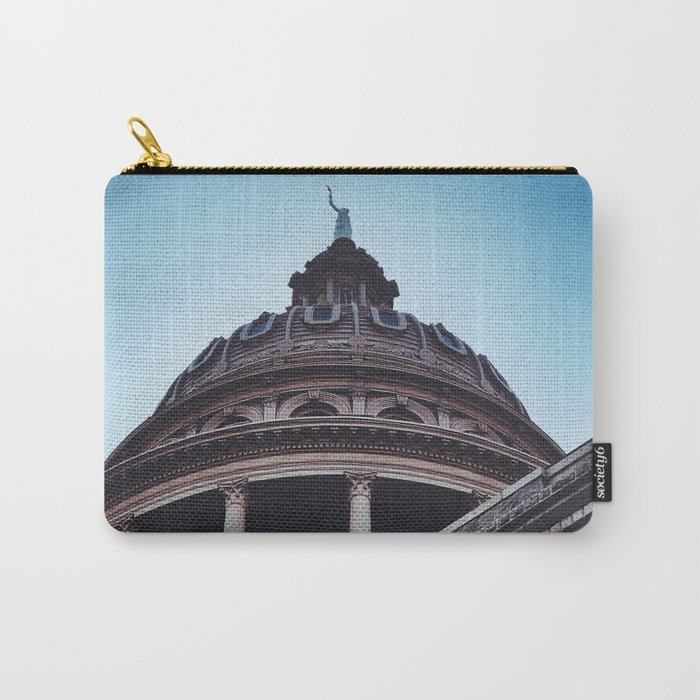 Capitol Building / Austin, Texas Carry-All Pouch