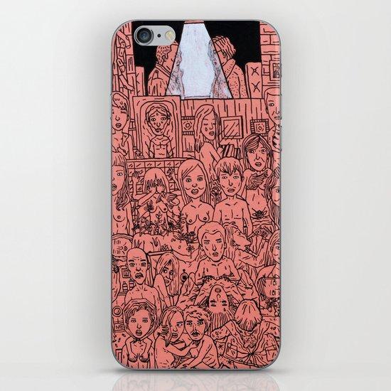 Lovelust iPhone & iPod Skin