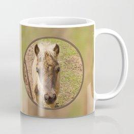 Curious miniature horse foal Coffee Mug
