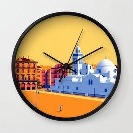 Djama'a al-Djedid Wall Clock