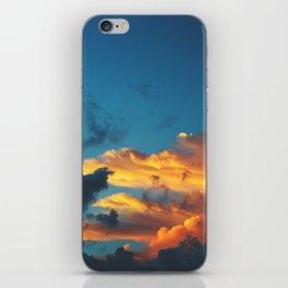 blaze iPhone Skin