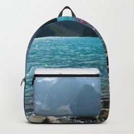 Lake Moraine Fireweed Backpack