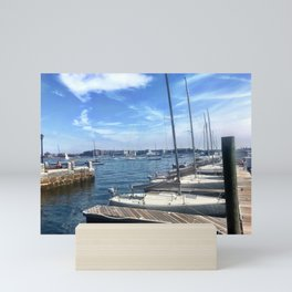 Sail On Mini Art Print