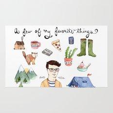 Favorite Things Rug