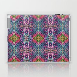 Fractal Art Stained Glass G311 Laptop & iPad Skin