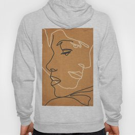 Abstract Face 15 Hoody