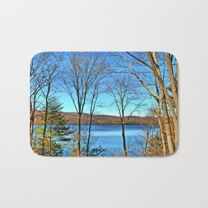 Sterling Lake Bath Mat
