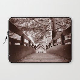 Sepia Bridge Laptop Sleeve