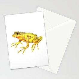 Rana jaspeada (Batrachyla antartandica) Stationery Cards