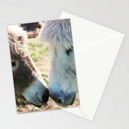 Irish Donkeys Stationery Cards